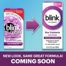 blink n clean, contact drops, contact lens drops, contact cleaning, contact cleaning drops, contact disinfectant