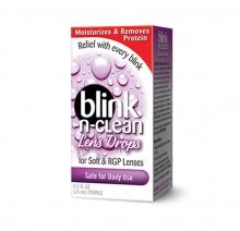 <i>Blink-N-Clean</i>® Lens Drops