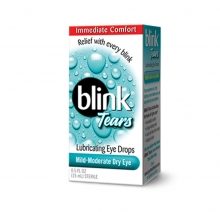 blink tears, lubricating eye drops, eye drops, blink drops, , dry eye drops
